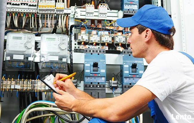 Elektromonter / Elektryk - od zaraz, stabilna firma
