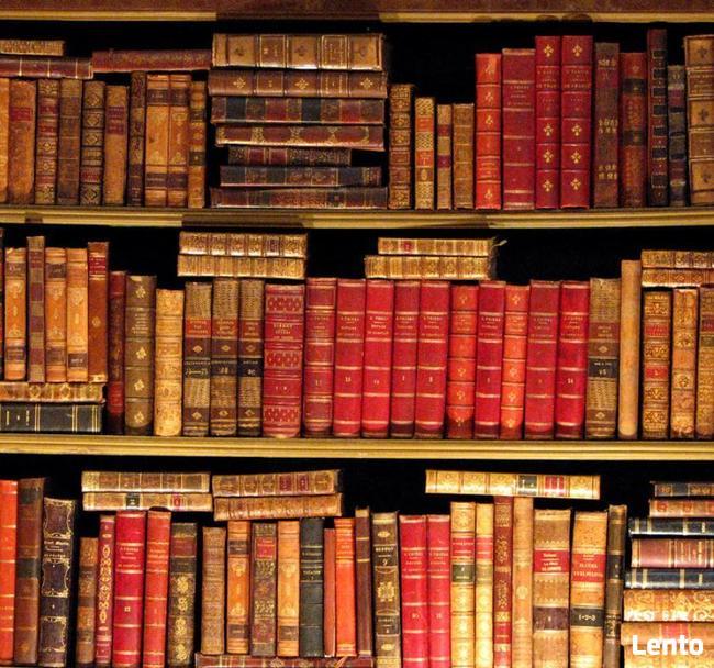 Sprzedam około 3 tys. książek