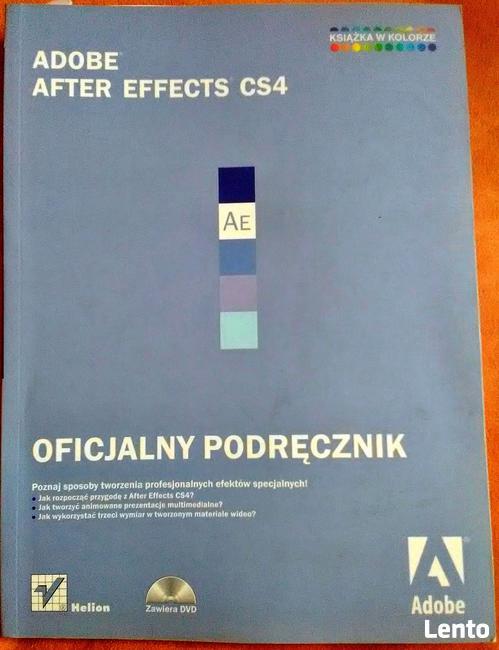 Oficjalny podręcznik Adobe After Effects CS 4