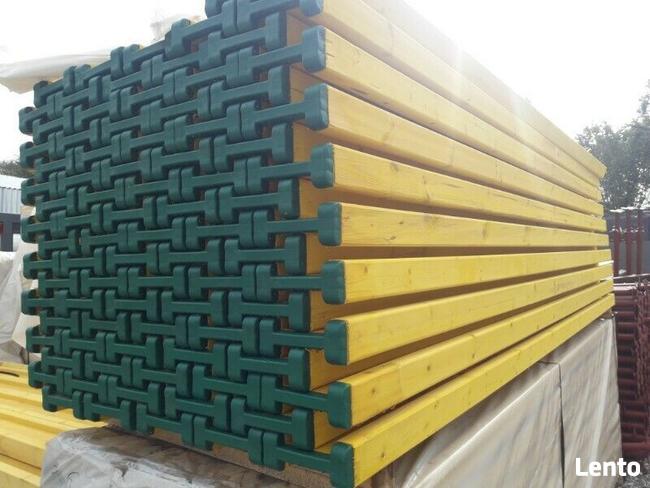 Dźwigar drewniany H20 Doka doki szalunki legar legary belka