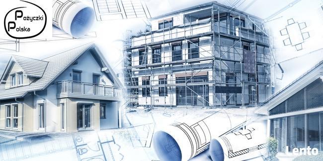 Pożyczki do 65% wartości nieruchomości - 10 mln PLN