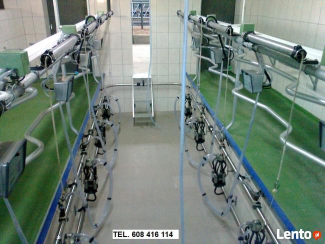 Hala udojowa Westfalia (nowe-używane) z montażem i