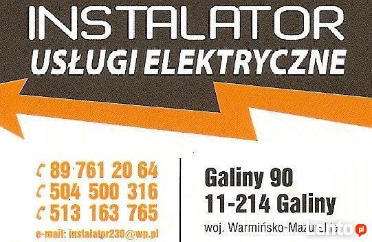 Usługi elektryczne INSTALATOR Tomasz Litkowiec