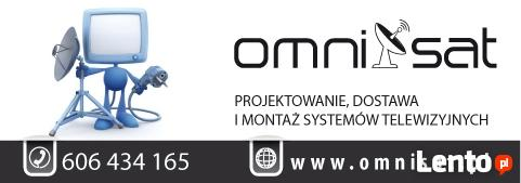 Usługi montażowe OMNI-SAT www.omnisat.pl