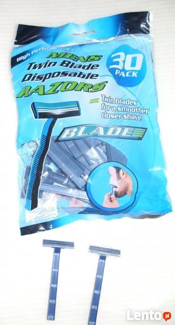 Maszynki jednorazowe do golenia