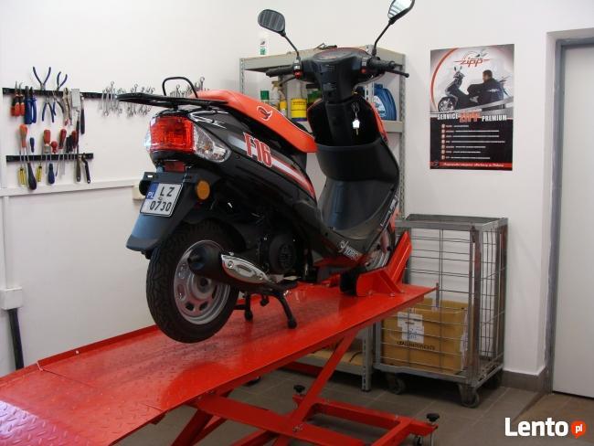 NAPRAWA skuterów i motorowerów Moto- Juzwex Zamość
