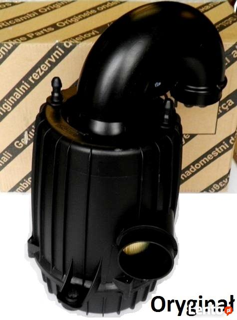 Kompletna Obudowa filtra paliwa Fiat Ducato Boxer Jumper 06-