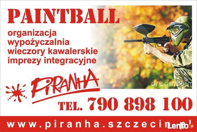 PAINTBALL Szczecin i okolica, kawalerskie, ORGANIZACJA I WYP