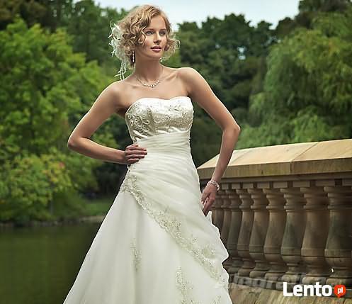 Suknia ślubna Z Kolekcji Annais Bridal Stan Idealny Gliwice