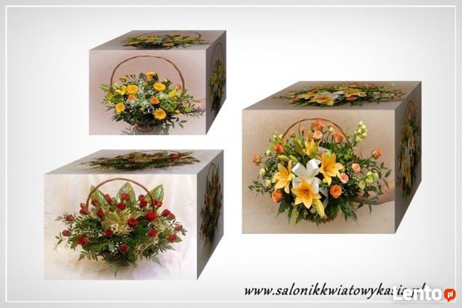 Regionalne Przesyłki Kwiatowe - Cieszyn
