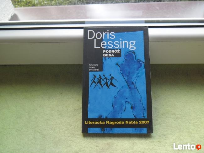 PODRÓŻ BENA autorka: Doris Lessing