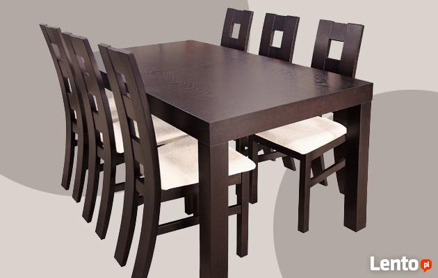 Stół Nowa Ikea Krzesła Kler Budzów