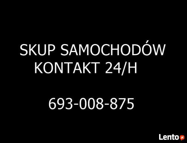 SKUP SAMOCHODÓW Elbląg ! tel 514-863-650 Auto skup