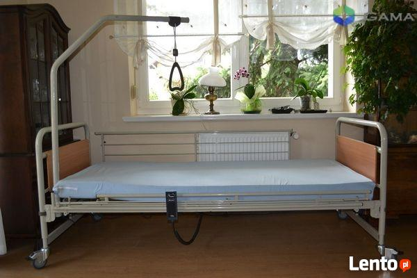 Łóżko rehabilitacyjne szpitalne - wypożyczalnia
