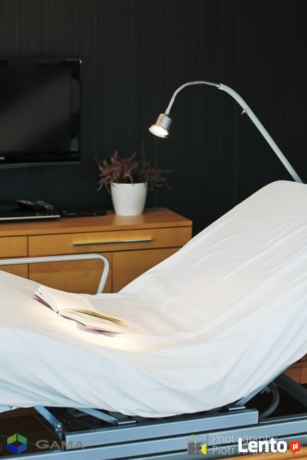 łóżko Rehabilitacyjne Obrotowe Twist śrem