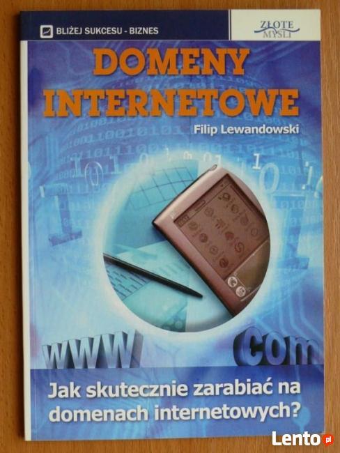 Domeny internetowe.Filip Lewandowski