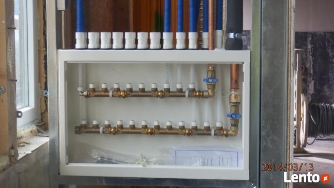 Instalacje wod-kan,gaz,c.o. , prace wykończeniowe