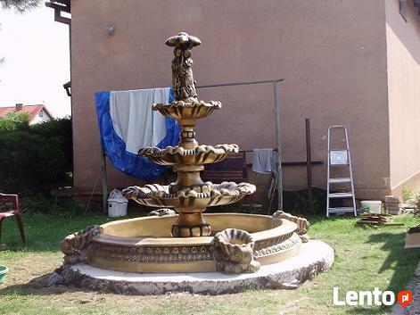Piekna fontanna ogrodowa DOSTAWA GRATIS