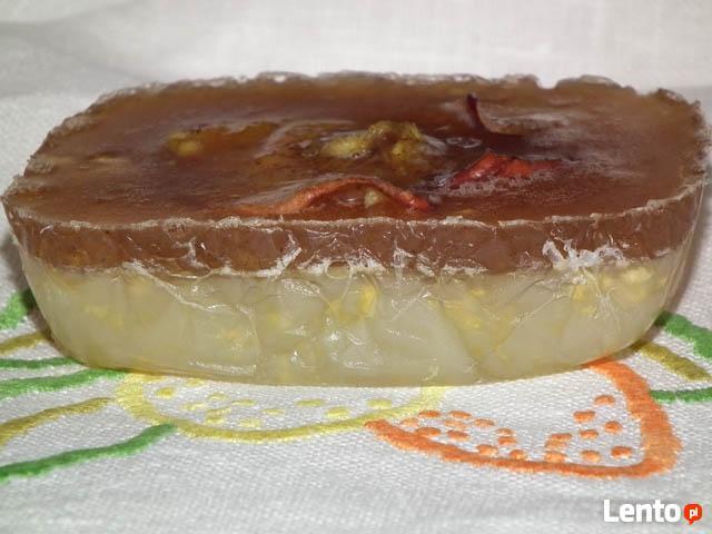 Mydło naturalne ręcznie robione Jabłko z cynamonem