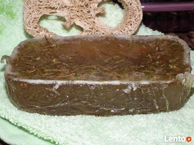 Mydło naturalne ręcznie robione Miód z lipą