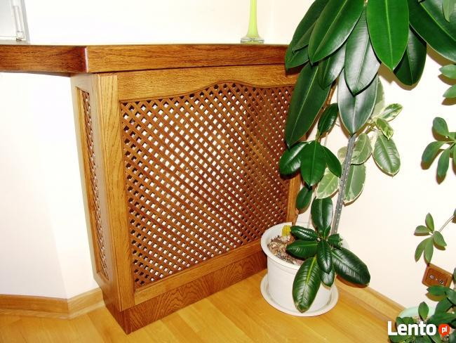 Kratki drewniane do mebli