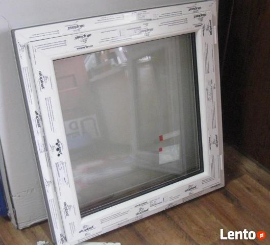 Okno pcv białe 1000x1000 UR od ręki!!!