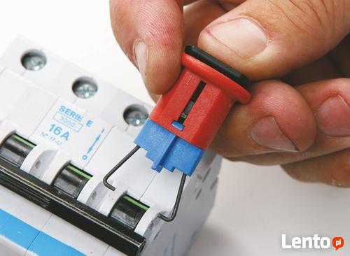 Blokady Lockout na eSy miniaturowe wyłączniki prądu
