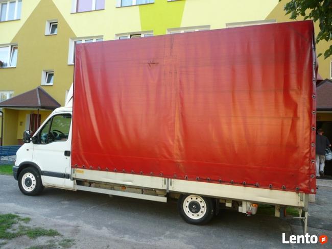 Przeprowadzki-Transport