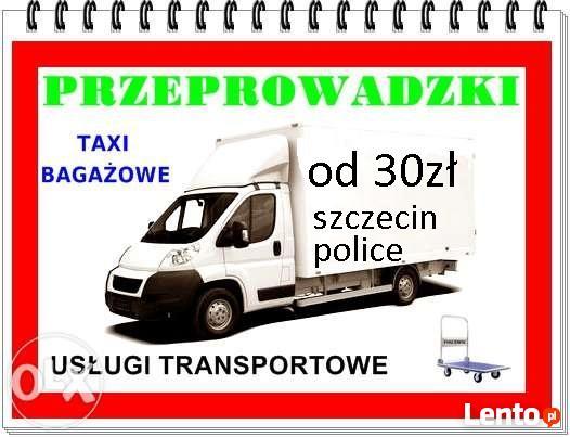 transport przeprowadzki noszenie już od 30zl trasa od 1zł km