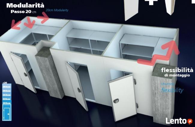 komory chłodnicze składane oraz monobloki