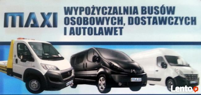 Wypożyczalnia Busów i Autolawet Bolesławiec Tel:783833465