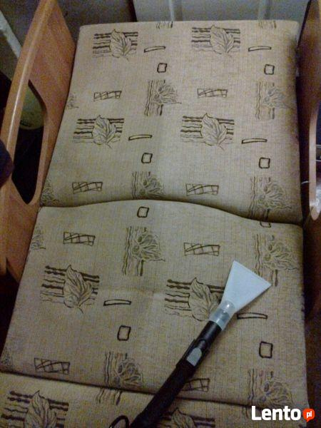Pranie dywanów,wykładzin,tapicerki meblowej i samochodowe