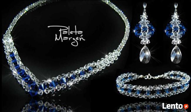 Biżuteria Ślubna Swarovski - bella!