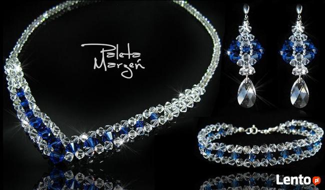 Biżuteria Ślubna Swarovski - ślub