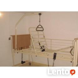 Łóżko rehabilitacyjne 2-funkcyjne- wypożyczalnia Wwa!!!