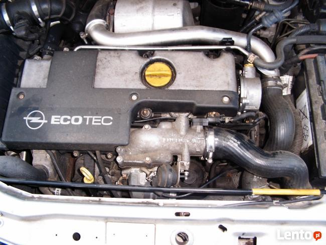 Zafira 2.0 Diesel 2002 rok