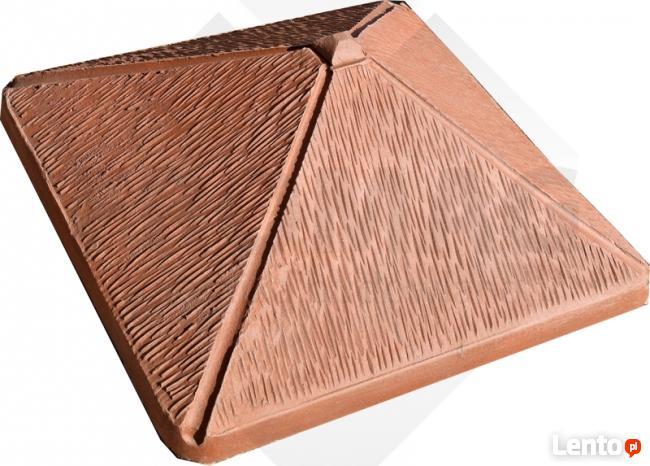 cegła JOPEK kształtka zaokrąglona DASZEK podmurówka