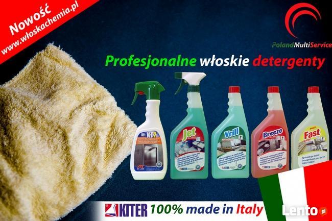 Najlepsze włoskie detergenty już w polsce!!!