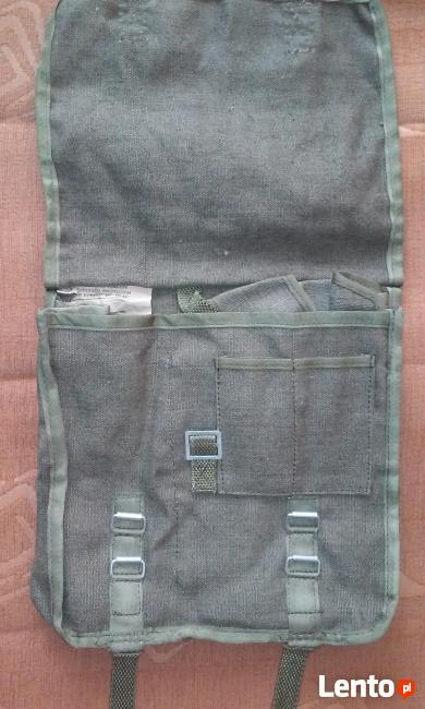 Wojskowa torba na wyposażenie