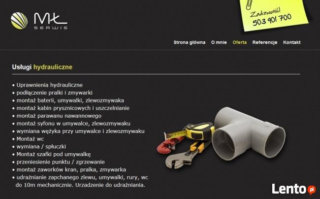 Hydraulik Usługi Hydrauliczne Warszawa Piaseczno Wesoła