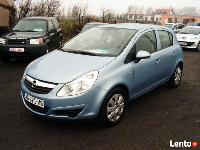 Opel Corsa 1,3 CDTI / 2009 /