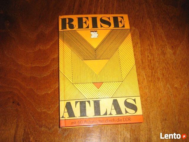 Reise Atlas DDR