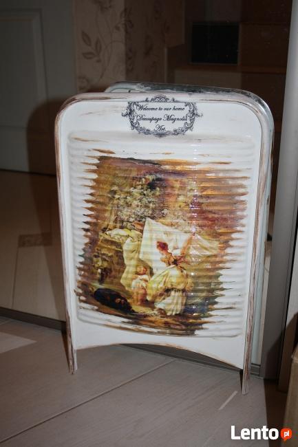 W Ultra tara prezent wesele zdobiona decoupage Legnica HC01