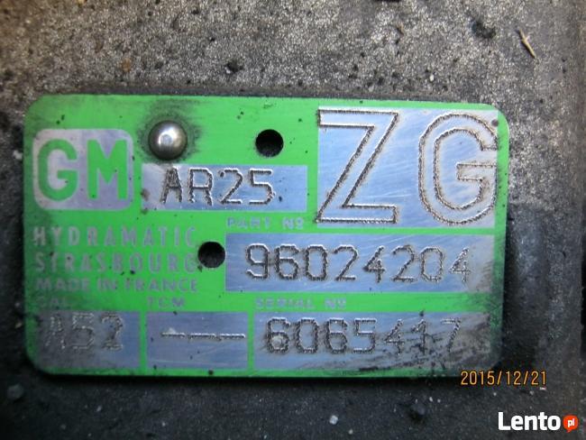 Automatyczna skrzynia Opel Omega 2,2 16V benz