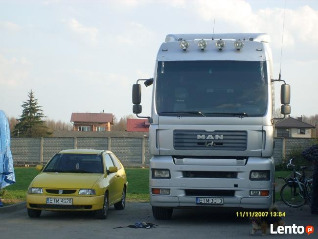 AUTO SZYBY SAMOCHODOWE: DAF XF 105 /DOJAZD/