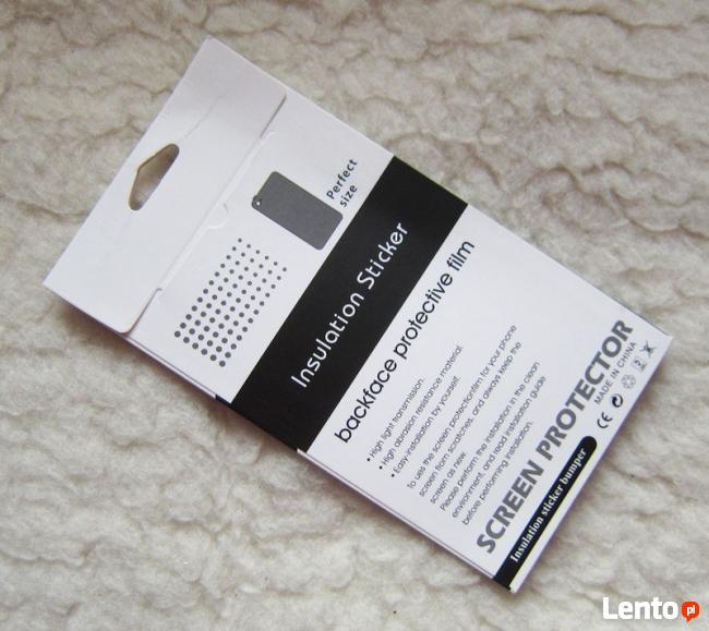 Iphone 6 designerska kobieca naklejka folia ochronna koronka