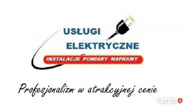 Elektryk - pomiary, alarmy, instalacje