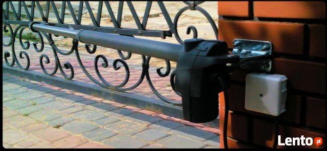 Automat do bramy skrzydłowej Beninca Bill40 z usługą