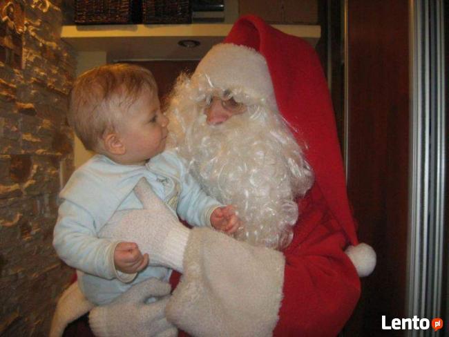 Wesoły Mikołaj z doświadczeniem 24h 24XII Wigilia