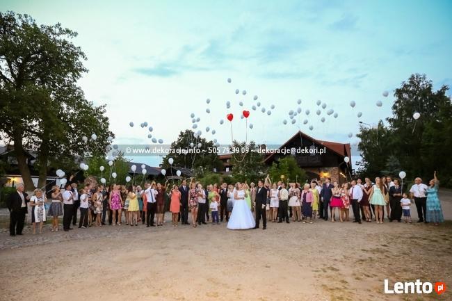 Balony z Helem Gdynia | Hel do Balonów Sopot | Butla z Helem